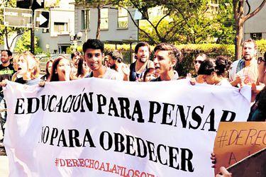 """Pedro Montt: """"Seríamos cavernarios si estuviéramos en contra de la filosofía"""""""