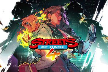 Streets of Rage 4 llegará el 30 abril