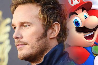 Chris Pratt será la voz de Mario en la película animada que se estrenará en 2022