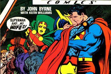 La historia del cómic en el que Superman participó de una película porno