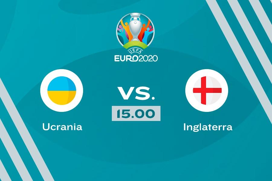 Ucrania vs. Inglaterra
