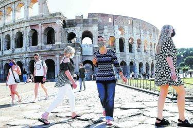 En Italia, la mascarilla dejará de ser obligatoria al aire libre desde el 28 de junio