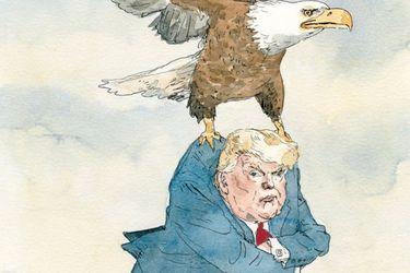 Del New Yorker a Time: las portadas que despiden a Donald Trump
