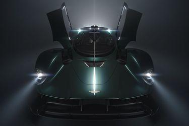 Aston Martin Valkyrie Roadster: más de 1.000 caballos a cielo abierto