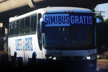 Bus gratuito del Dr. Simi