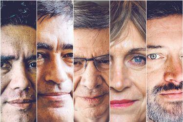 Chile Vamos a cinco bandas: las definiciones, enfrentamientos y giros de sus cartas presidenciales