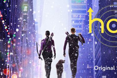 Los dos primeros episodios de la serie de Hawkeye se estrenarán el 24 de noviembre