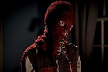 Gunn quería que la máscara de Brightburn creara un icono como Leatherface, Krueger y Jason