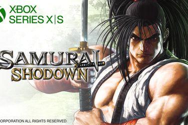Samurai Shodown llegará a Xbox Series X y Series S