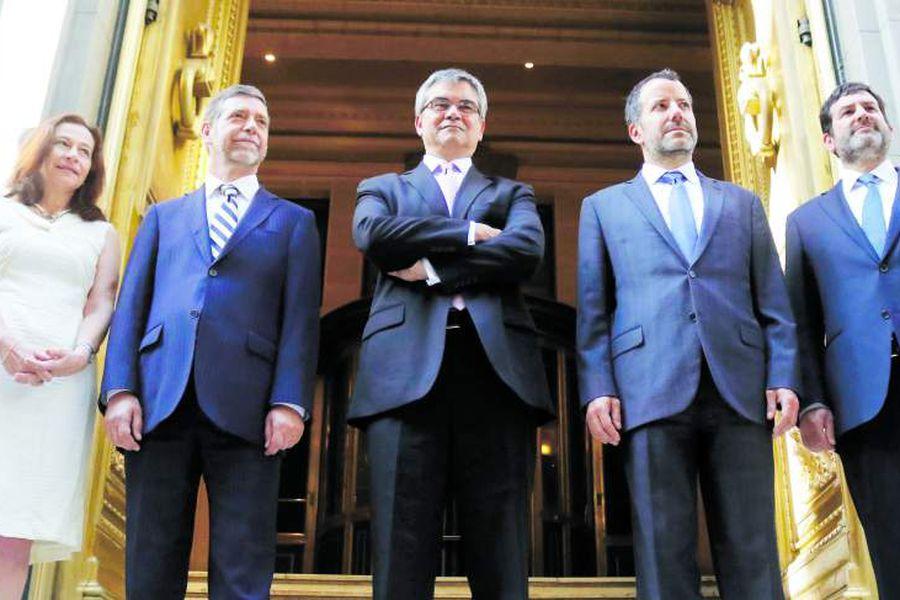 Nuevo Consejo del Banco Central