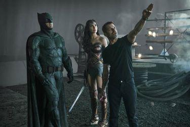 La película de Justice League no existe para Zack Snyder