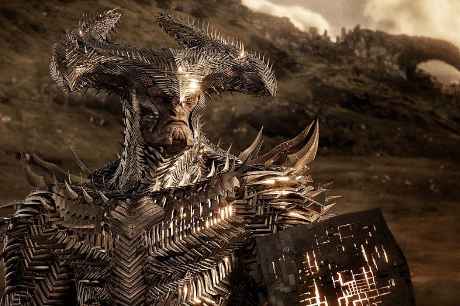 """Zack Snyder dijo que el diseño de Steppenwolf fue modificado para la versión cinematográfica de Justice League porque era """"demasiado aterrador"""" - La Tercera"""