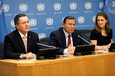 Grupo de Lima en la ONU