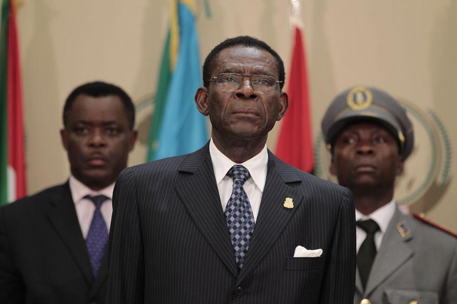 Teodoro Obiang cumple 40 años en el poder y se transforma en el ...
