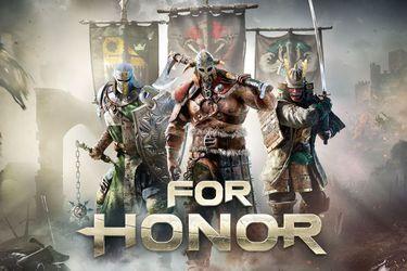 Ahora puedes conseguir For Honor de forma gratuita por una semana