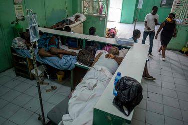 El crimen organizado y la escasez de combustible agravan la crisis hospitalaria en Haití