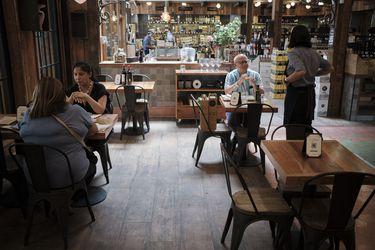 La reinvención de los restaurantes