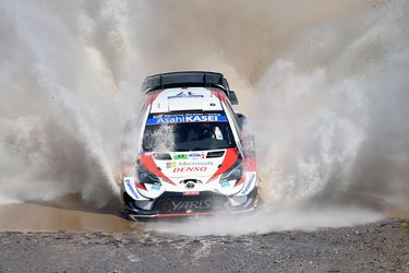 Ogier gana el recortado Rally de México