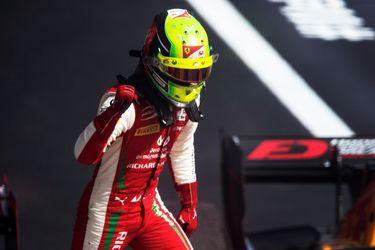 Mick Schumacher debutará en octubre a bordo de un Fórmula 1