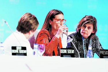 Cumbre del Clima de Madrid ( COP25 )