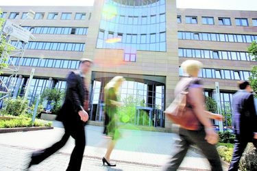 BaFin Offices As Short-Selling Ban Keeps German Regulators Busy