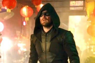 Stephen Amell bromeó con la llegada de Green Arrow a Fortnite
