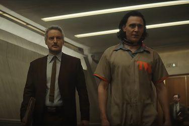 """Loki se burla de los """"lagartos espaciales"""" y la Time Variance Authority en un nuevo clip de su serie"""