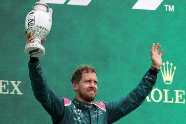 Oficial: Sebastian Vettel es descalificado del GP de Hungría