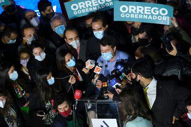 Las comunas donde se jugó la elección en la RM: Orrego creció en zona oriente, Santiago y San Miguel, municipios PC-FA fallaron a Oliva