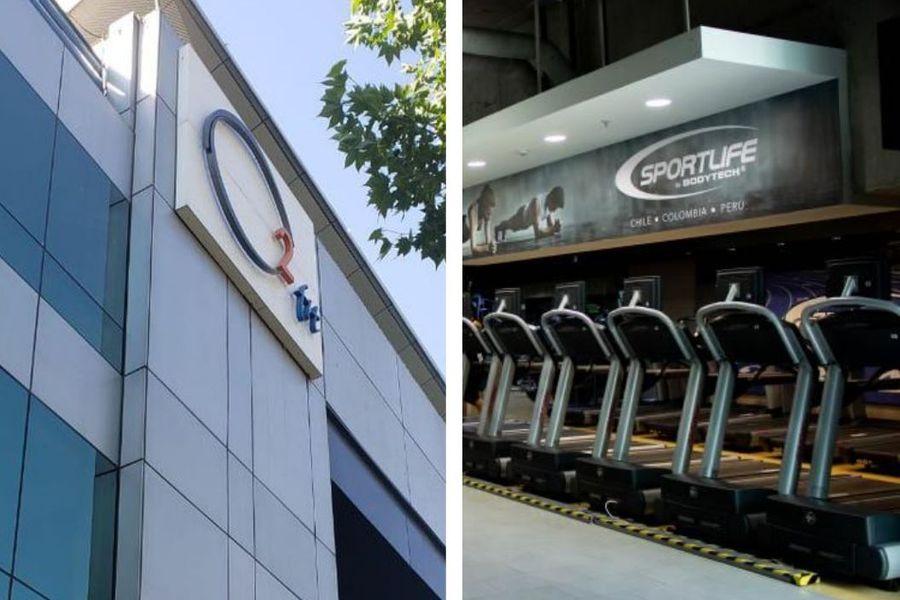 Se agudiza crisis en los gimnasios: sedes de O2 y Sportlife cierran sus puertas