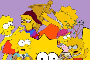 Lisa Simpson, feminista en los '90