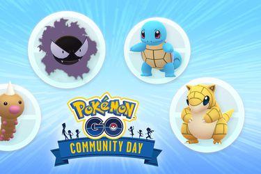 Pokémon Go: A través de una votación se escogerá al protagonista del próximo Día de la Comunidad