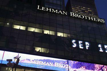 El mea culpa de la OCDE en crisis provocada por caída de Lehman Brothers