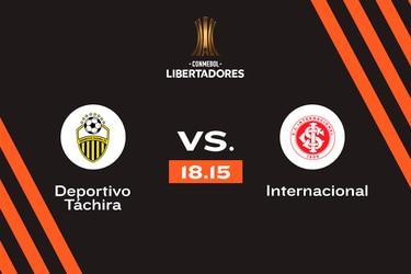 Deportivo Táchira vs. Internacional