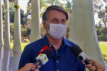 Nadie se escapa de la pandemia: Líderes mundiales contagiados con Covid-19