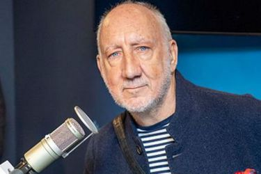 Pete Townshend trabaja en un nuevo disco de The Who durante la cuarentena