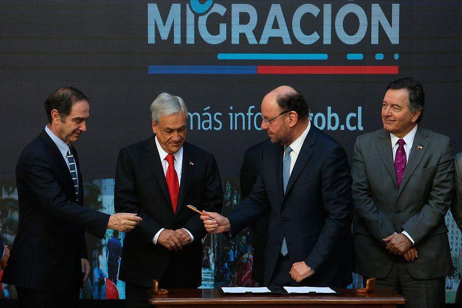 Piñera migración