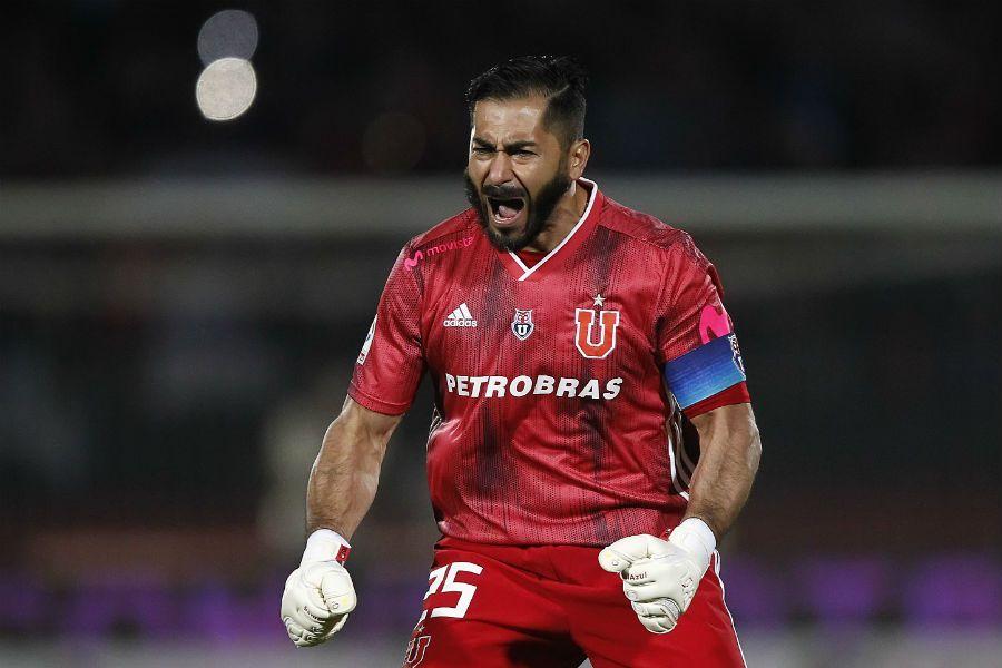 Johnny Herrera | U. de Chile vs Iquique