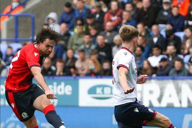 Ben Brereton se matricula con un doblete en el último partido de pretemporada del Blackburn