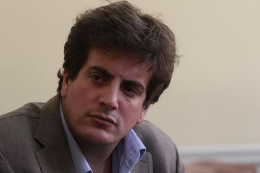 """Diego Schalper (RN): """"Los partidos de centroderecha están aburguesados y desactualizados"""""""