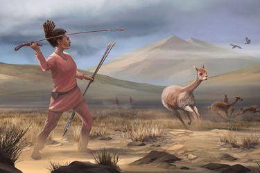 """El descubrimiento que plantea la tesis de la """"mujer cazadora"""" en la prehistoria"""