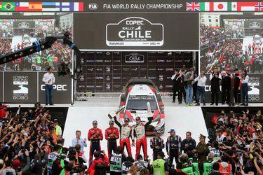 Renuncia al Mundial de Rally es irrecuperable