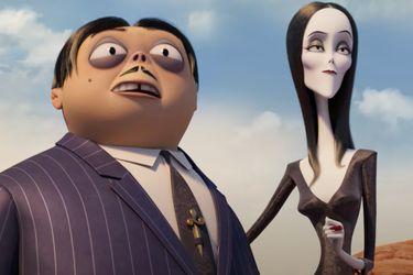 Los Locos Addams se van de vacaciones en el nuevo tráiler de su próxima película animada