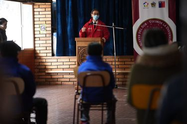 Aysén es la primera región en tener el 100% de sus colegios con clases presenciales