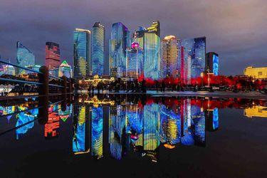 """Qingdao, el """"paraíso"""" para hacer cine en China que desafía a Hollywood"""