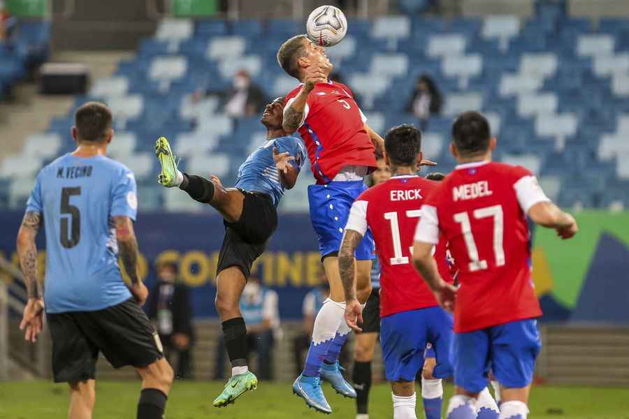 En vivo: Chile y Uruguay igualan en Cuiabá y Lasarte se mantiene invicto  con la Roja - La Tercera