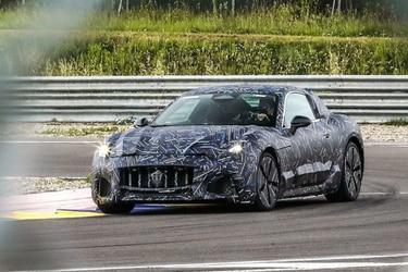 Maserati publica las primeras imágenes del Gran Turismo 2022