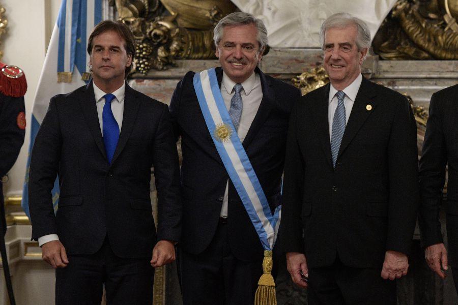 Fernández, Vázquez y Lacalle