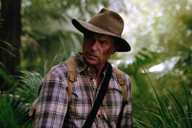 El regreso de Alan Grant en Jurassic World: Dominion incluirá a su antiguo sombrero