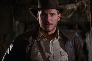 Chris Pratt se transforma en Indiana Jones gracias a un nuevo deepfake